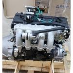 Двигатель с оборудованием 40522.1000400-10 (ГАЗ-3302, 2705, 2752, 3221, АИ-92, впрыск)