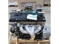 Двигатель с оборудованием 4063.1000400-10 (ГАЗ-2705, 3302, 2752, 3221 АИ-92 карбюратор)