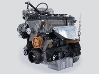 Двигатель с оборудованием 40904.1000400-70 (УАЗ-Patriot с ГУР АИ-92 EURO-III)