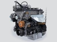 Двигатель с оборудованием 40904.1000400-80 (УАЗ-Patriot с ГУР и кондиционером АИ-92 EURO-III)
