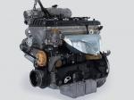 Двигатель с оборудованием 40905.1000400-40 (УАЗ-Patriot конд. Sanden, АИ-92, КПП Dymos, Е4)