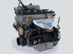 Двигатель с оборудованием 40905.1000400-50 (УАЗ-Hunter, АИ-92, КПП Dymos, EURO-IV)
