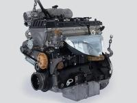 Двигатель с оборудованием 40906.1000400-10 (УАЗ-Patriot, Евро-5, АИ-92, КПП Dymos, компрессор конд.)