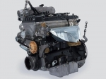 Двигатель с оборудованием 40906.1000400 (УАЗ-Patriot, Евро-5, АИ-92, КПП Dymos, компрессор конд.)