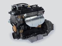 Двигатель с оборудованием 4091.1000400-110 (УАЗ-Hunter)