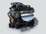 Двигатель с оборудованием 40911.1000400-50 (УАЗ (СГР); со шкивом под 2 ремня EURO-IV)