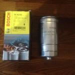 Фильтр топливный ЗМЗ-51432 BOSCH 1457434310
