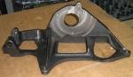 Кронштейн топливного насоса и генератора ЗМЗ-51432 51432-1111450