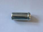 Трубка-штуцер (ниппель) 20 мм ЗМЗ-514 отвода охлаждающей жидкости с ГБЦ на теплообменник 514.1307040